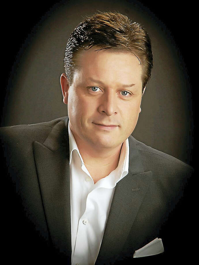 Irish tenor Anthony Kearns will perform at Nelson Hall in Cheshire on March 25. Photo: Contributed Photo
