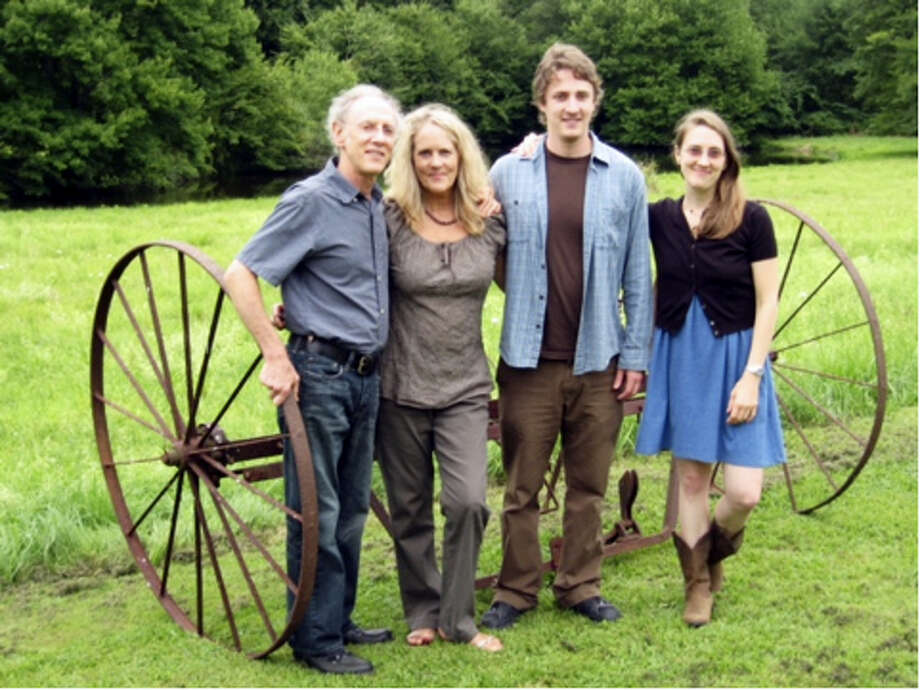 Saint Ann's Episcopal Church in Old Lyme will welcome The Sommers Rosenthal Family Band, a bluegrass/folk/jazz group, in concert on Saturday, March 18. Photo: Contributed  Photo
