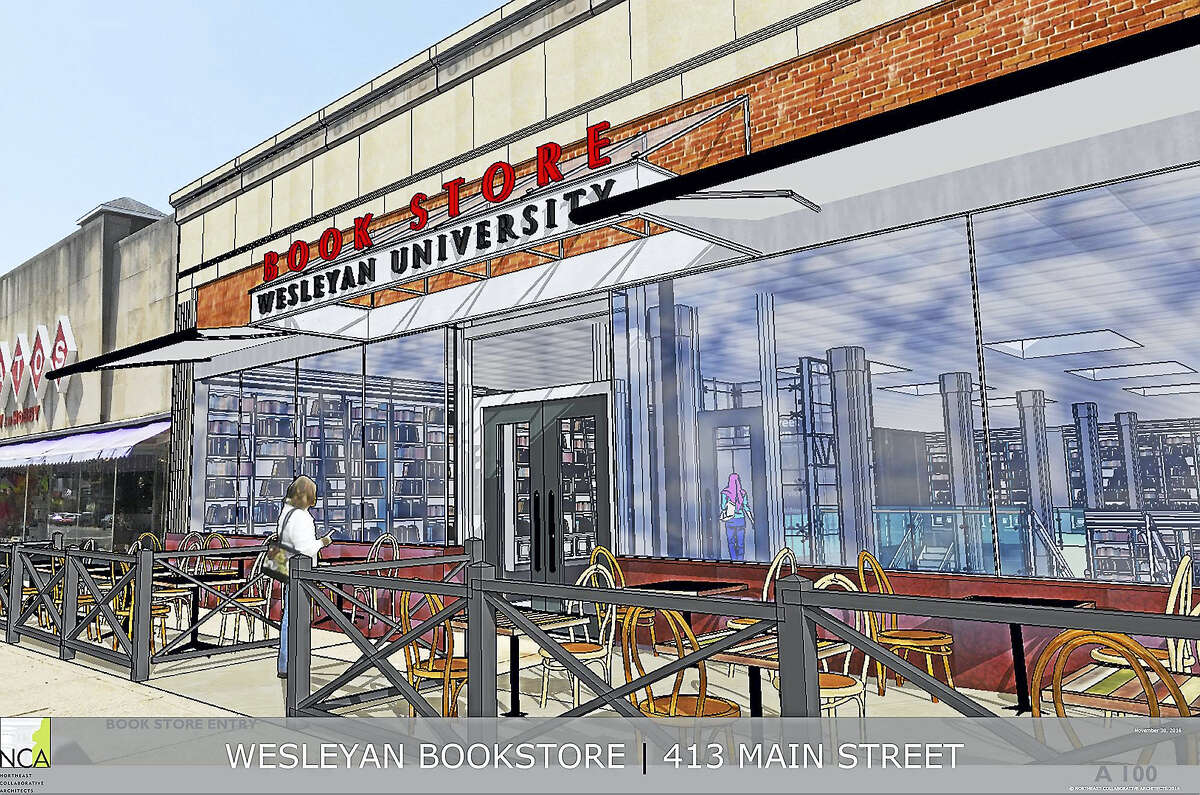 The Wesleyan R.J. Julia Bookstore is slated to open on Main Street in Middletown this spring.