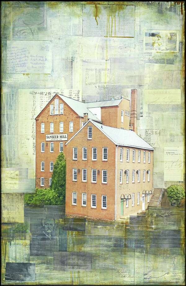 JC Spock, Middletown Mill, at Maple and Main gallery, Chester. Photo: Contributed Photo