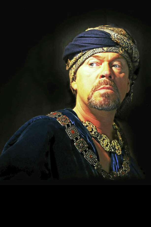 """Mark Deaton stars in Madison Lyric Stage's production of Verdi's opera, """"Otello,"""" opening in Madison June 16. Photo: Contributed Photo"""