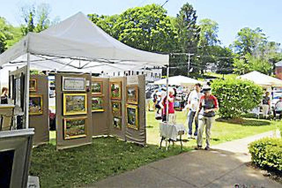 The East Hampton Art Association's annual show returns on June 17. Photo: Contributed Photo