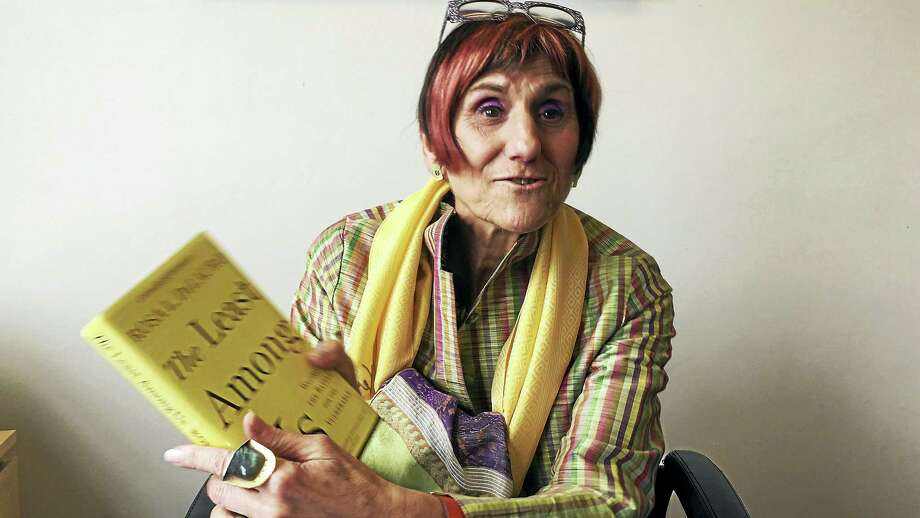 "U.S. Rep. Rosa DeLauro, D-3, has written a book about her life and career, ""The Least Among Us."" Photo: ED STANNARD — NEW HAVEN REGISTER"
