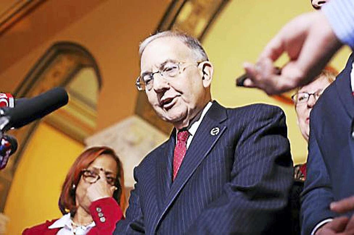 Senate President Martin Looney