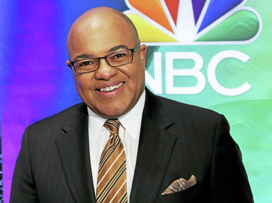 Mike Tirico will take over for Al Michaels on 'Thursday Night Football' this fall. Photo: The Associated Press File Photo  / 2017 Invision