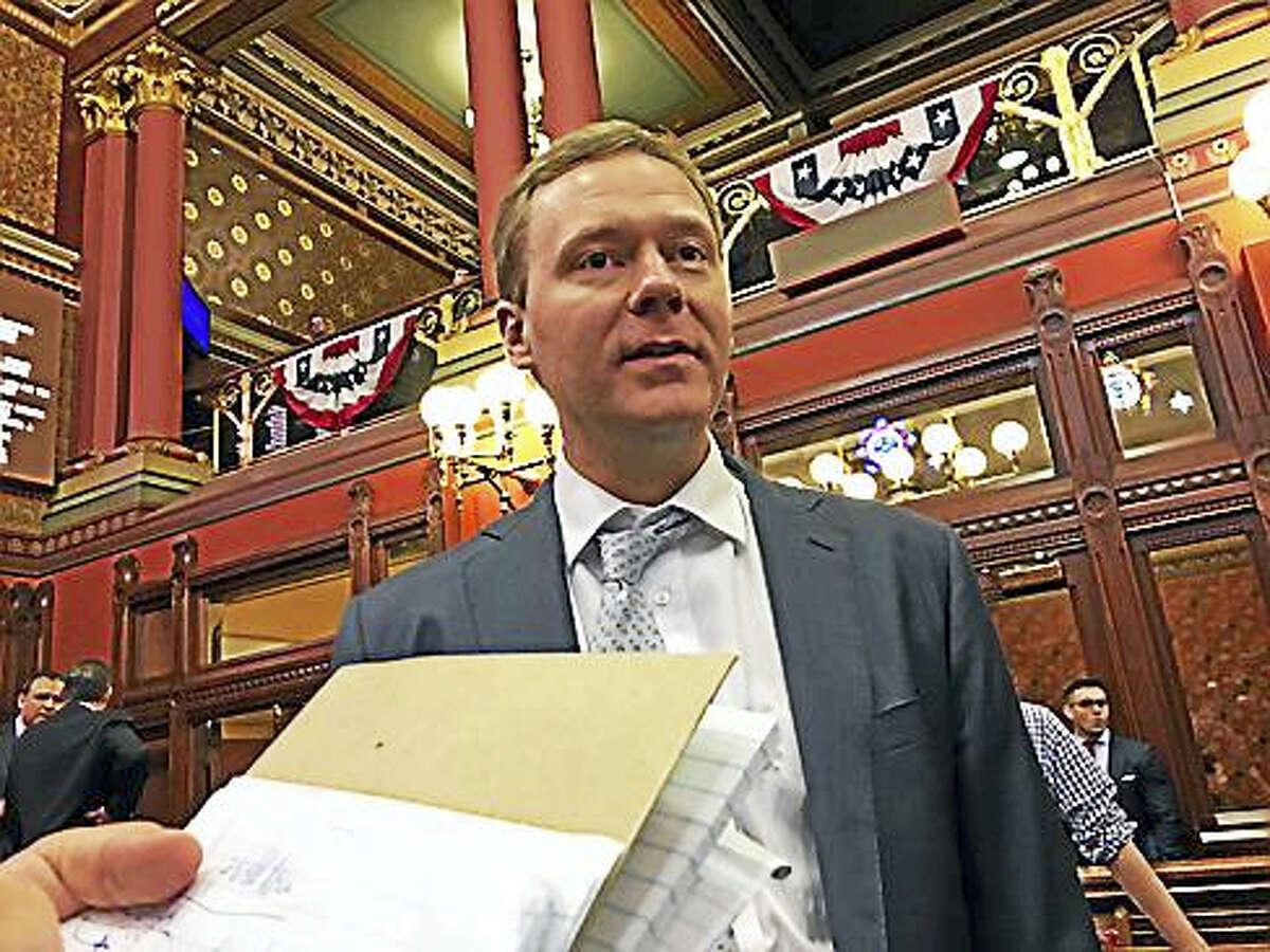 House Majority Leader Matt Ritter