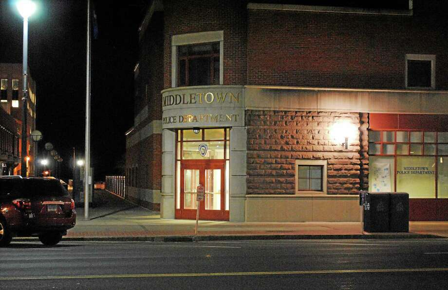 The Middletown Police Department. Photo: Journal Register Co.