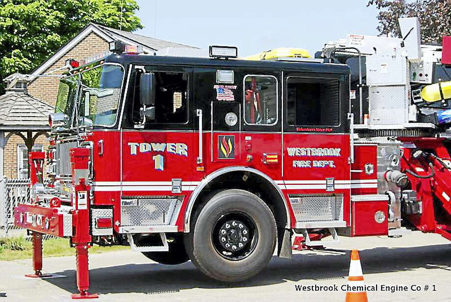 Westbrook Fire Department Photo: Courtesy Photo