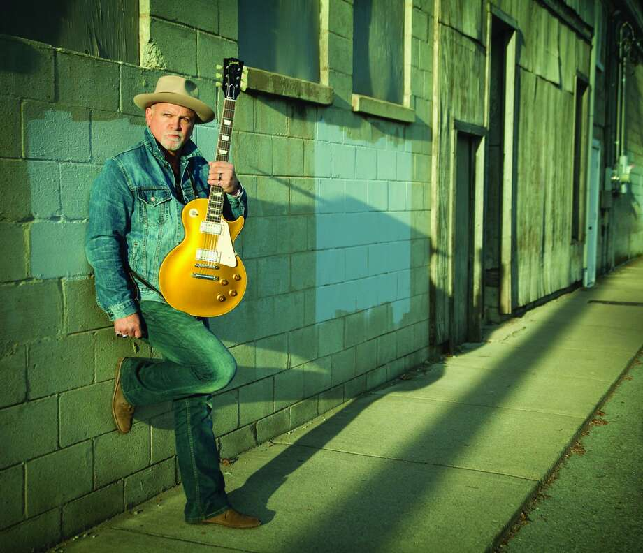 Singer/guitarist Derek St. Holmes will perform at the Wildey on Aug. 19. Photo: For The Intelligencer