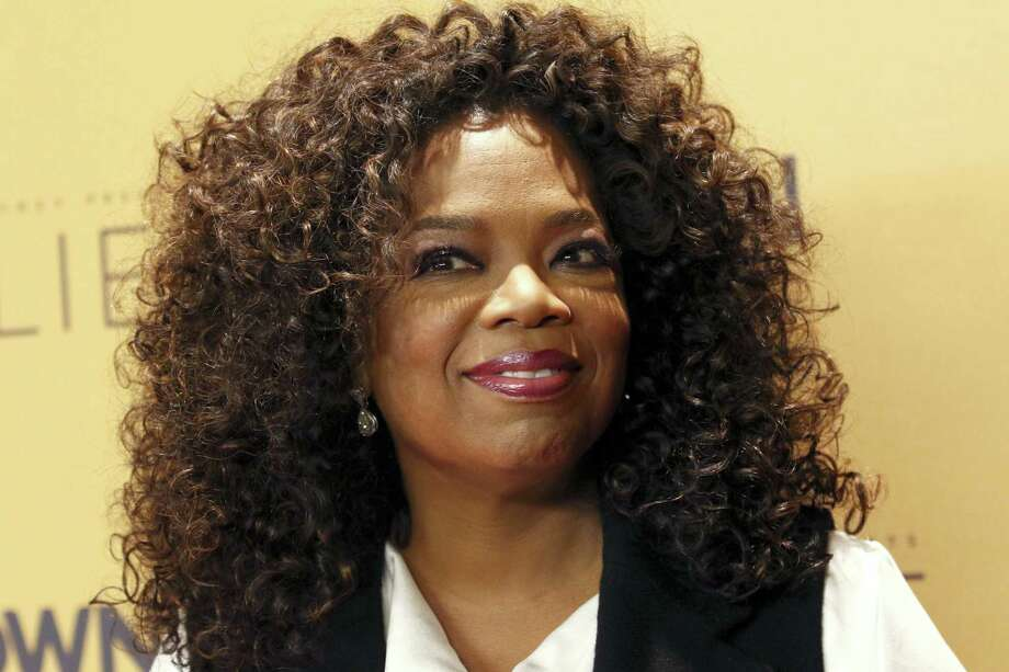 "In this Oct. 14, 2015 photo, Oprah Winfrey attends the premiere of the Oprah Winfrey Network's (OWN) documentary series ""Belief"" at The TimesCenter in New York. Winfrey tod Bloomberg Television for an interview posted online on March 1, 2017 that President Donald Trump's victory has her rethinking whether she could be elected to the White House. Photo: Photo By Greg Allen — Invision/AP, File  / Invision"