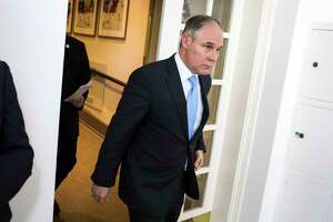 Scott Pruitt, the administrator of the Environmental Protection Agency, is working to roll back regulations, close offices and eliminate staff at the agency.