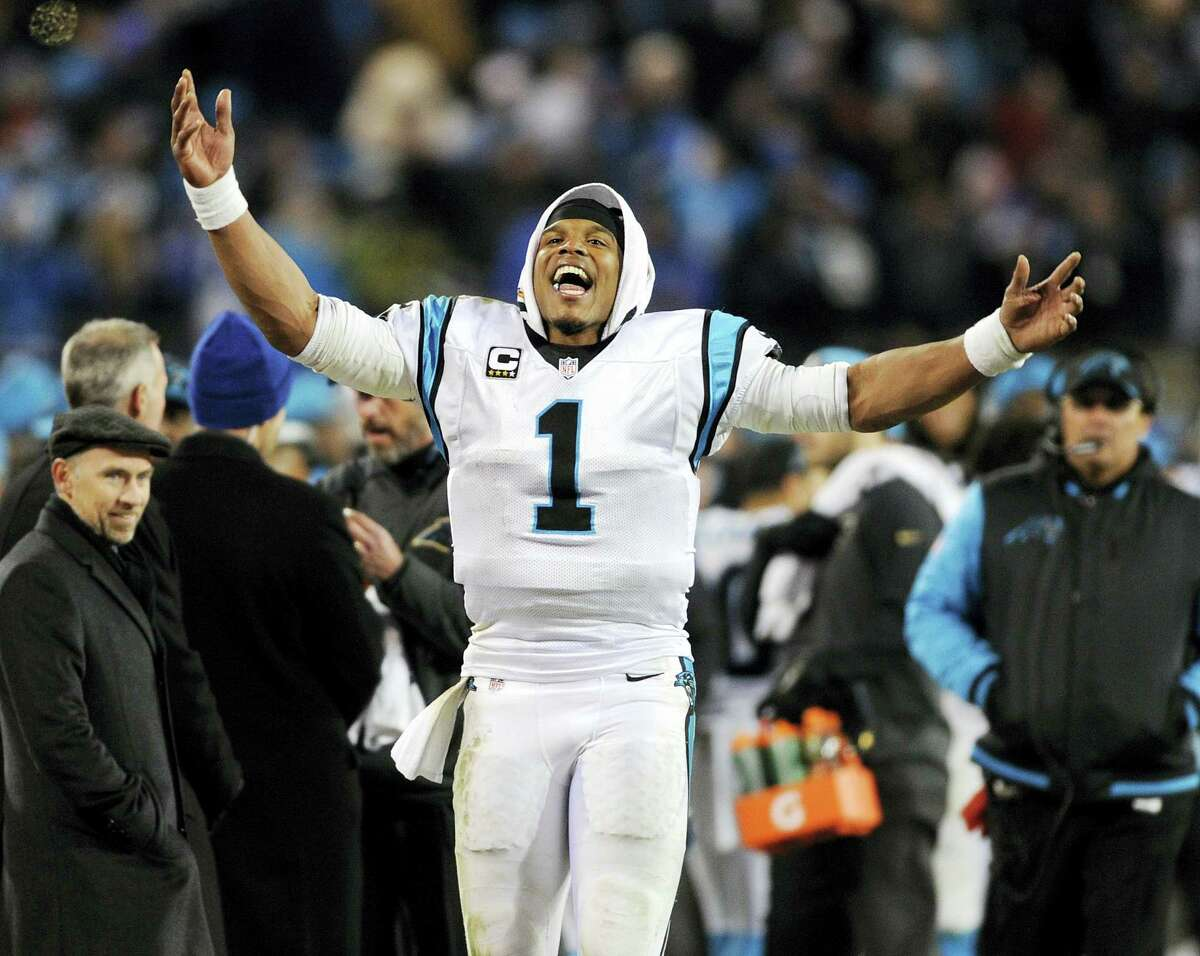 Cam Newton and the Panthers will face off against Peyton Manning and the Broncos in Super Bowl 50.