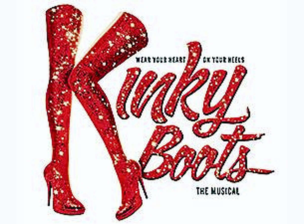 Contributed photoThe touring company for Kinky Boots is appearing at the Palace Theater in Waterbury this month.