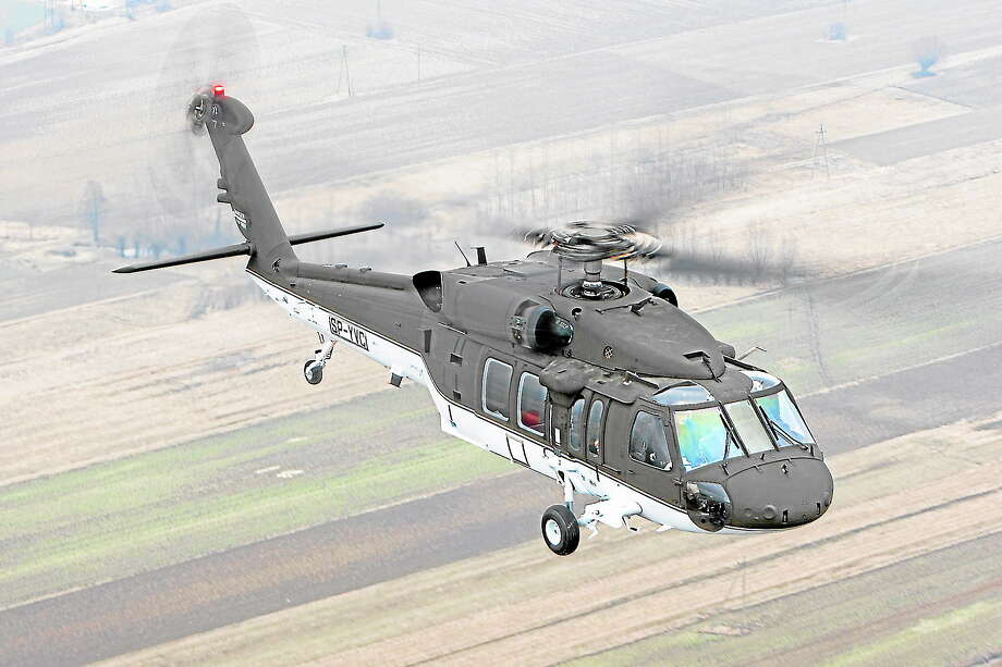 Sikorsky Black Hawk helicopter Photo: File Photo
