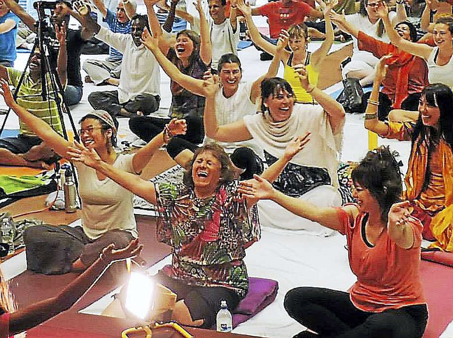 More than 200 people are expected each night to take part in yoga, meditate and a discourse on life-changing techniques, led by Swami Mukundananda, beginning June 11 at the Sri Satyanarayana Hindu Temple in Middletown. Photo: Courtesy Sri Satyanarayana Temple