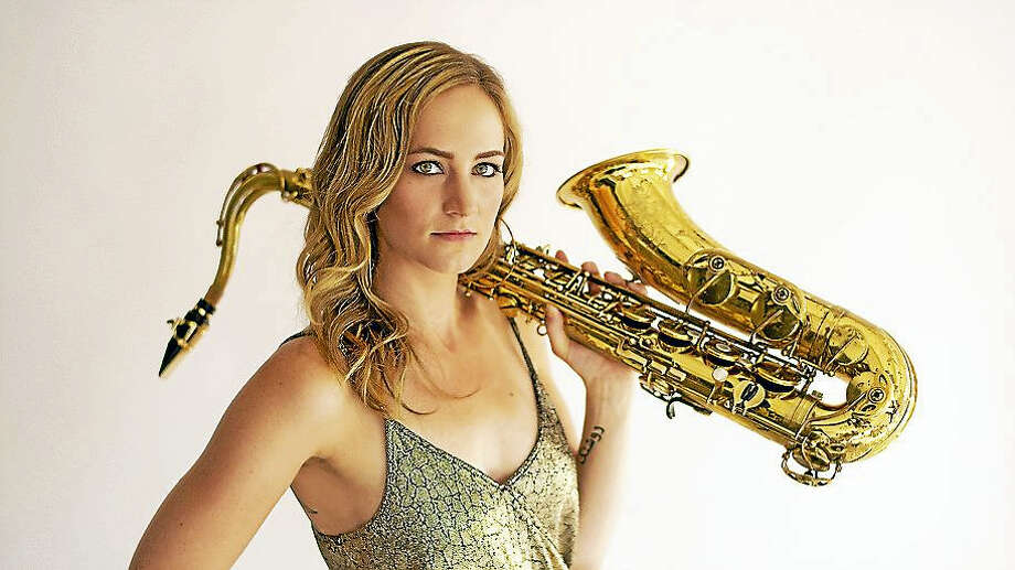 Contributed photoSaxophonist Roxy Coss. Photo: Digital First Media