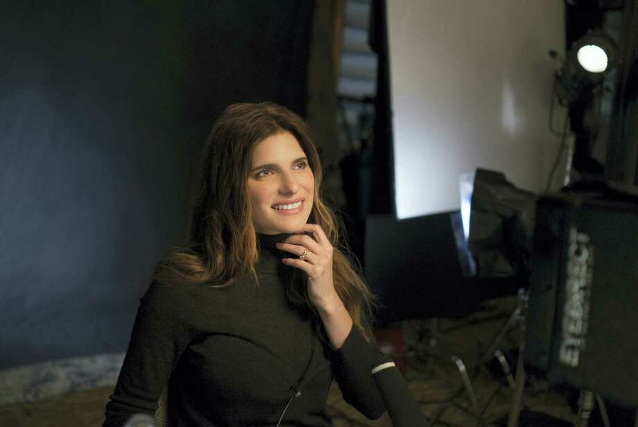 "This image released by EPIX shows actress and filmmaker Lake Bell from the original documentary series, ""The 4%: Film's Gender Problem."" The series spotlights directors and creative personalities – both women and men – who share first-person insights, questions and anecdotes about the role of women in Hollywood. Photo: Andre Costanini/EPIX Via AP  / EPIX"