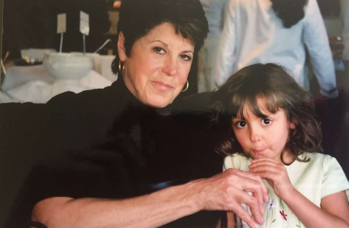 Judy Dale, shown with granddaughter Brennie, died of cancer at UCSF Medical Center in September after unsuccessfully asking the hospital's doctors to provide her with a lethal dose of medication. Her family is suing the hospital, saying she suffered an agonizing death.