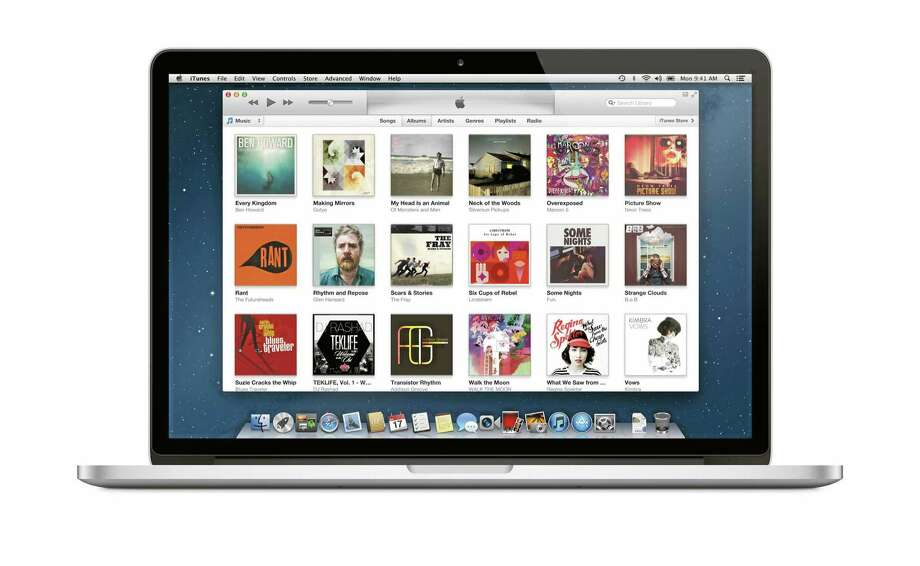 The iTunes music store changed how we consume music and access entertainment. It's not only music's biggest retailer, it also dominates the digital video market. (AP Photo/iTunes) Photo: AP / iTunes