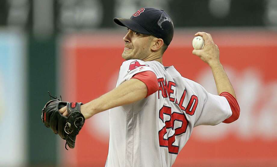 Red Sox pitcher Rick Porcello. Photo: The Associated Press File Photo  / Copyright 2016 The Associated Press. All rights reserved.