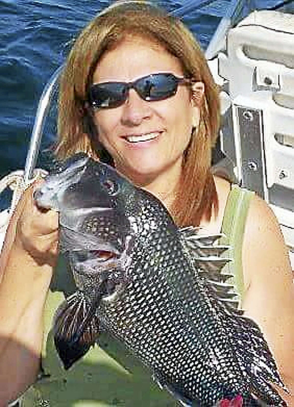 Linda Carman of Middletown is presumed to have drowned at sea.