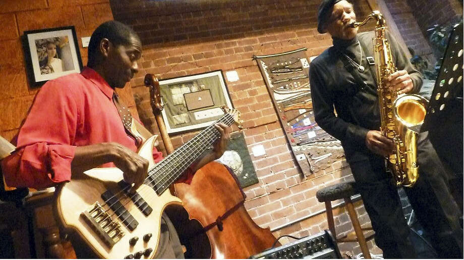 Contributed photoCharles Neville and Avery Sharpe are coming to the Buttonwood Tree on March 4. Photo: Journal Register Co.
