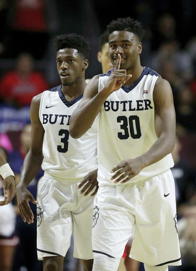 Butler is one of three new teams in David Borges AP Top 25 ballot this week. Photo: The Associated Press File Photo  / Copyright 2016 The Associated Press. All rights reserved.