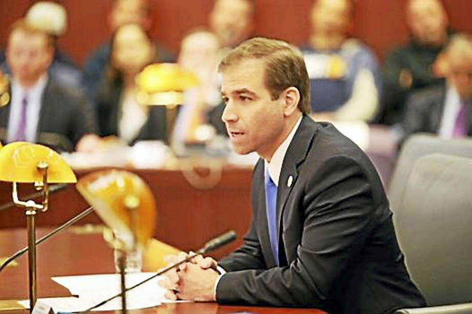 Hartford Mayor Luke Bronin Hartford Mayor Luke Bronin Photo: CHRISTINE STUART PHOTO - CTNJ