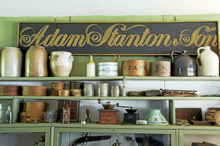 Advocates for preserving the 7,000-square-foot Adam Stanton House and General Store say they hope to preserve the museum for future generations. Photo: Contributed Photo