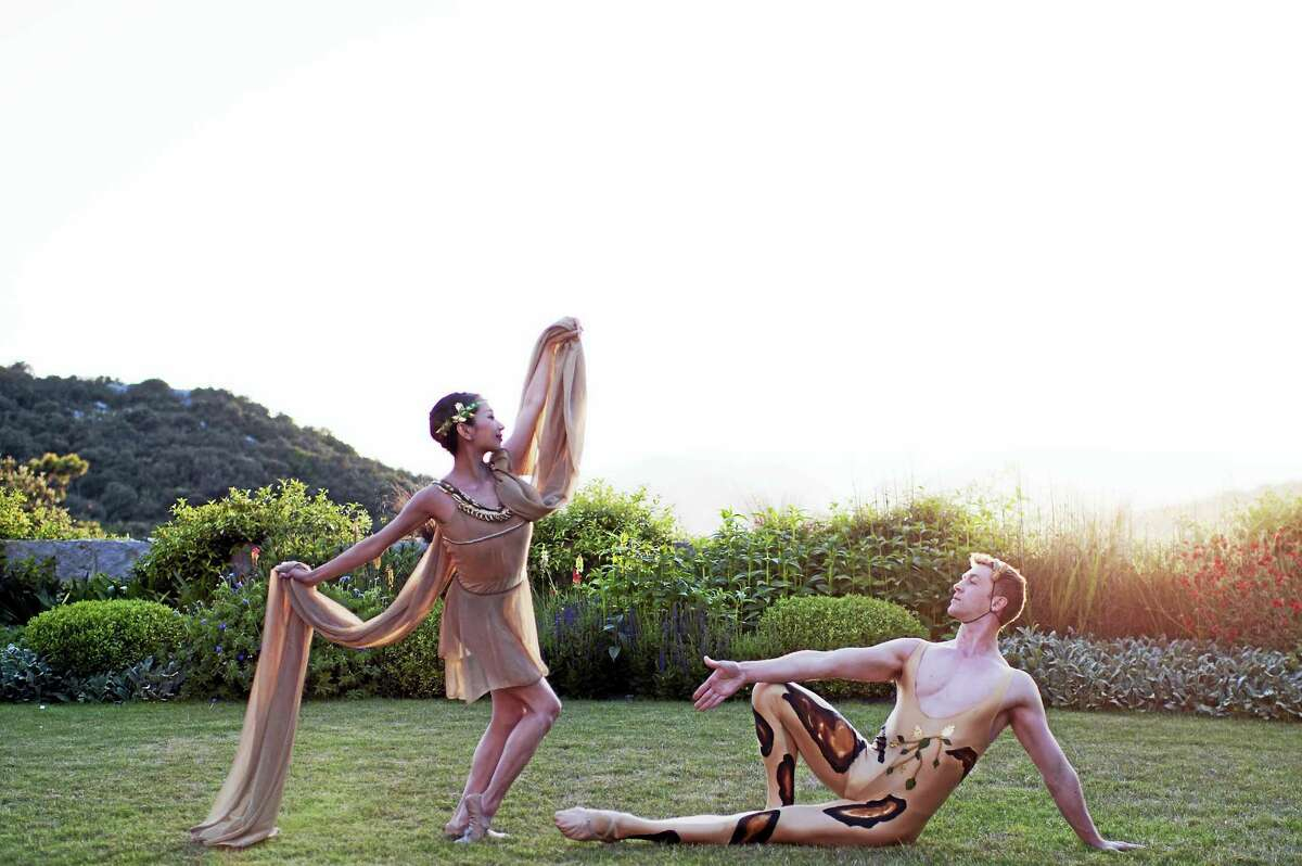 Contributed photos- Albano Ballet Fresh from a performance at Rudolph Nureyev's estate in Monte Carlo, Albano Ballet will present the same performance at Mohegan Sun's Cabaret Theater on Aug. 4.