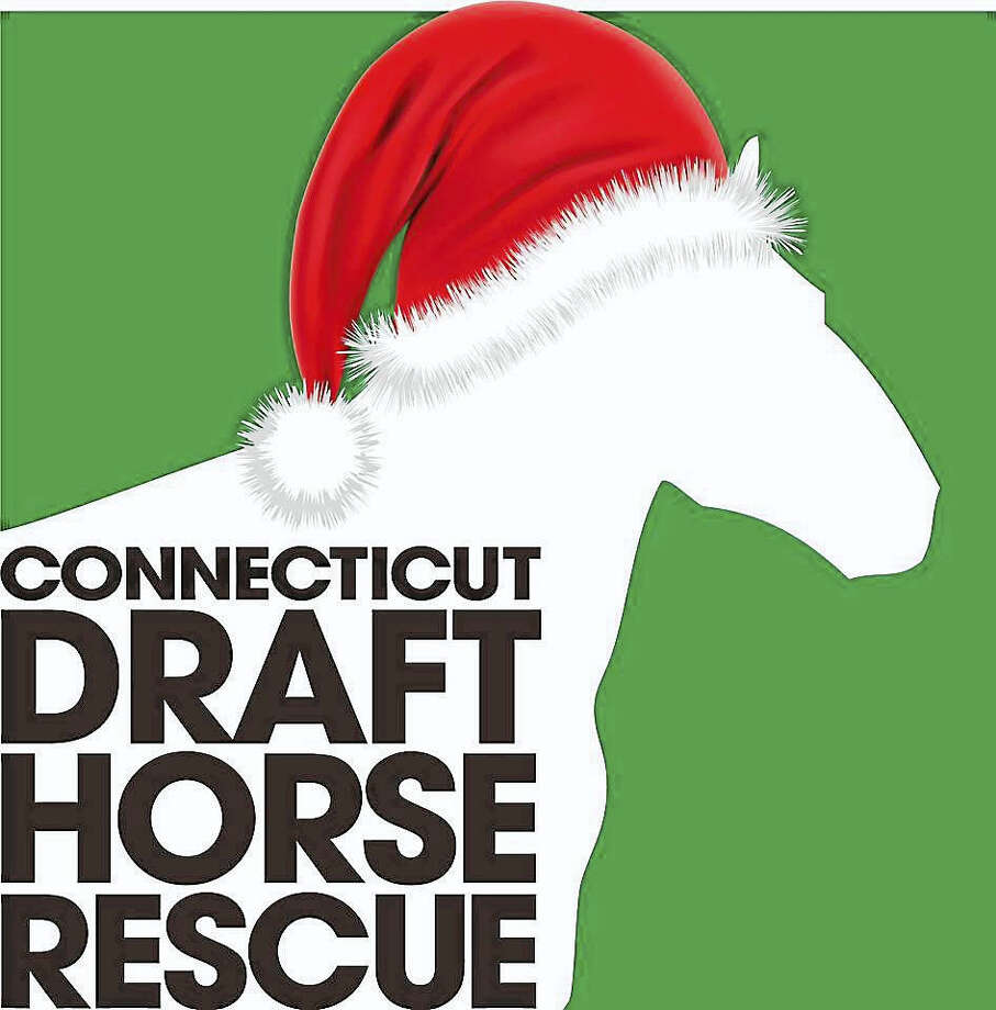 HOLIDAY OPEN HOUSE: Holiday Open House at the Connecticut Draft Horse Rescue, 15 Rock Landing, Haddam Neck, will be held Dec. 3, 11 a.m.-3 p.m. at the farm, with food, photos with Santa and Mrs. Claus, silent auction, mini shops and more. Bring a wish list items and get a free raffle ticket; find the list at ctcraftrescue.com. Photo: Digital First Media