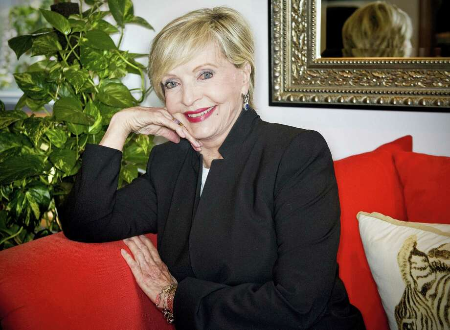 "In this May 2015 photo, actress Florence Henderson spoke during the Alzheimer's Association/Orange County's 9th annual Visionary Women Luncheon at Rancho Las Lomas in Silverado, Calif.  Henderson, the wholesome actress who went from Broadway star to television icon when she became Carol Brady, the ever-cheerful matriarch of ""The Brady Bunch,"" has died, her manager and her publicist said. She was 82. Henderson died Thursday night, Nov. 24, 2016,  at Cedars-Sinai Medical Center in Los Angeles, after being hospitalized the day before, said her publicist, David Brokaw. Photo: Nick Agro/The Orange County Register/SCNG Via AP   / ORANGE COUNTY REGISTER"