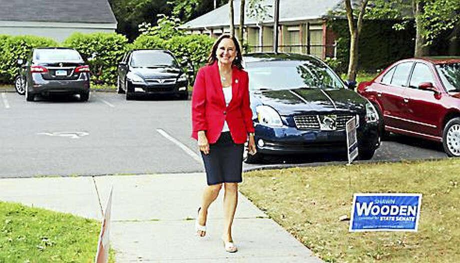 Secretary of the State Denise Merrill Photo: CTNewsJunkie File Photo