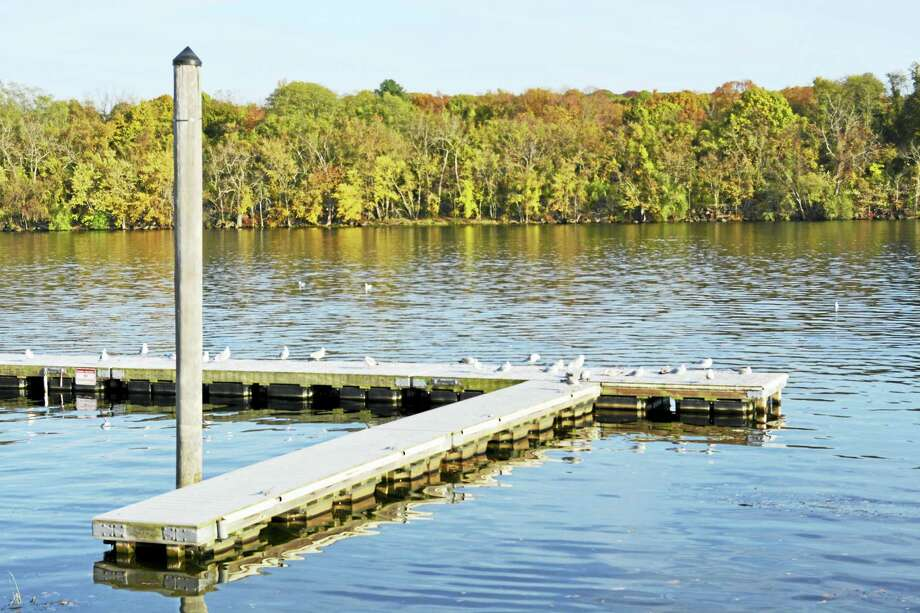 The Cromwell Outboard Association leases the dock off River Road. Photo: File Photo