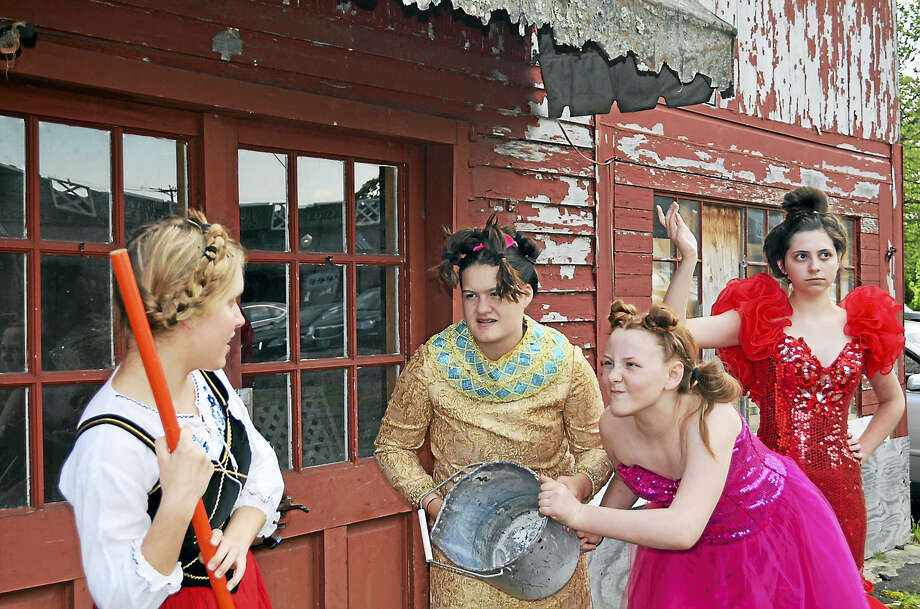 "Contributed photosKidz Konnection presents ""Cinderella"" at Clinton Town Hall this weekend for two shows on Saturday, June 4. Photo: Journal Register Co."