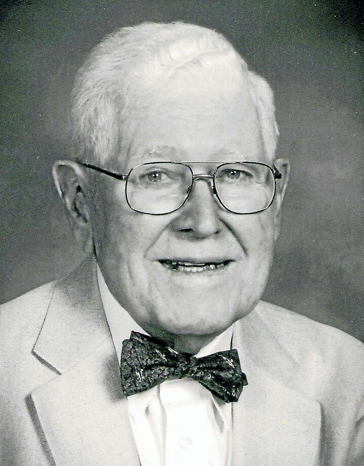 J. Elmer Swanson Photo: Journal Register Co.