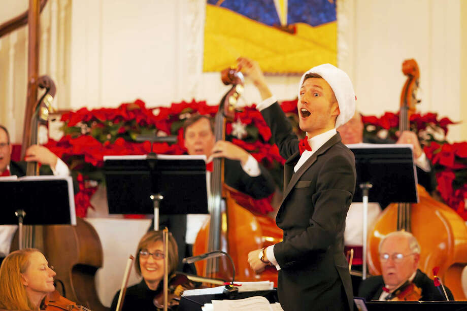 Contributed photoThe Farmington Valley Symphony Orchestra is giving several holiday concerts in December. Photo: Digital First Media