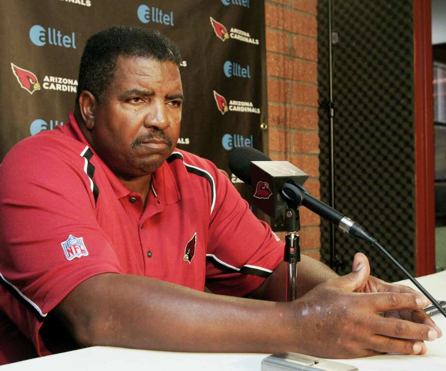 Former Arizona Cardinals head coach Dennis Green has died at the age of 67. Photo: The Associated Press File Photo  / 2005 AP