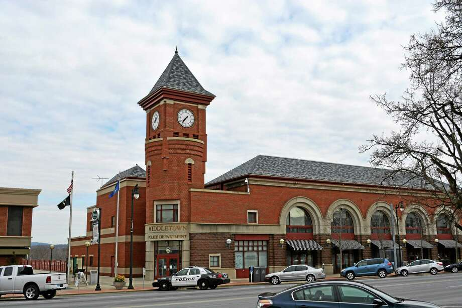 Middletown police station Photo: File Photo