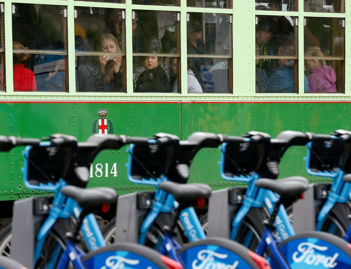 Think San Francisco's Ford GoBikes are expensive? Click through this gallery too see how much bike share rentals cost in other major U.S. cities.