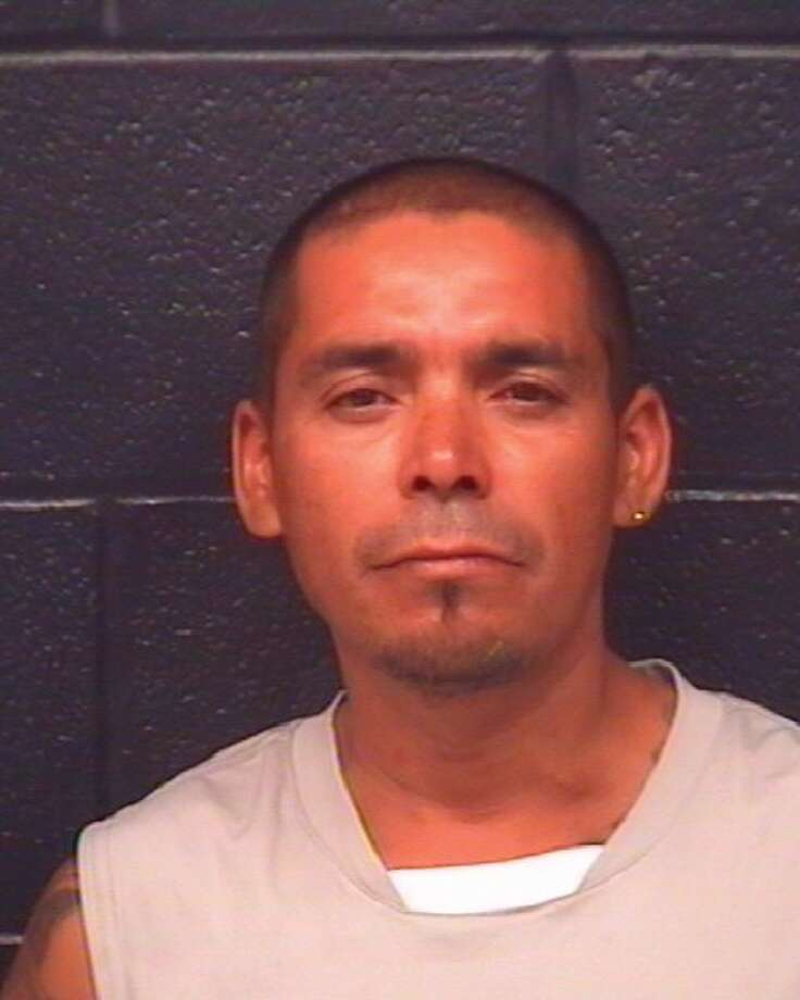Ricardo Pedro Hernandez, 40, was served with warrants charging him with two counts of robbery. Photo: Courtesy