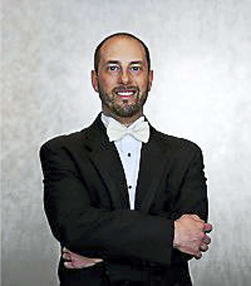 Contributed photoGM Chorale's conductor, Joseph D'Eugenio. Photo: Journal Register Co.