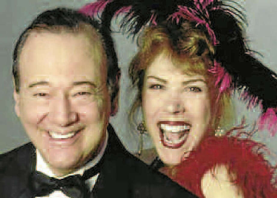 """Contributed photo The Best of Sinatra"""", with nationally-acclaimed singer/performer HYPERLINK """"http://www.lindaipanema.com""""Linda Ipanema, her husband Stan Edwards, and a band drawn from some of the best players in New York City's metropolitan area, will perform in Connecticut on Friday, Feb. 5, at 7:30 p.m. Photo: Journal Register Co."""