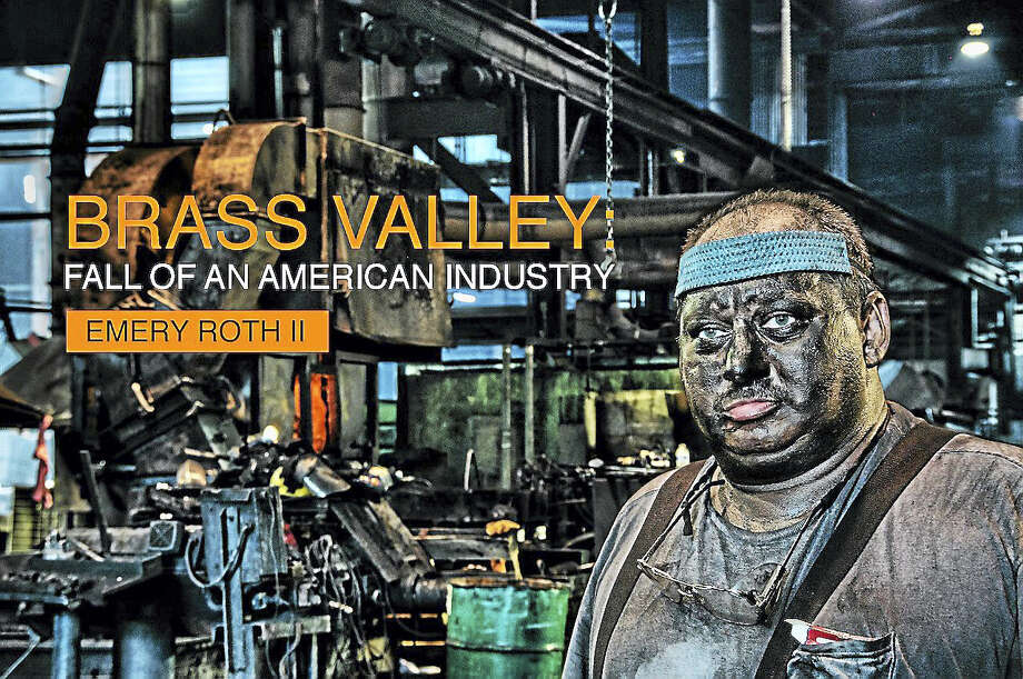 "Contributed photoAuthor and artist Emery Roth will discuss his book, ""Brass Valley"" at the New Britain Industrial Museum. Photo: Journal Register Co."