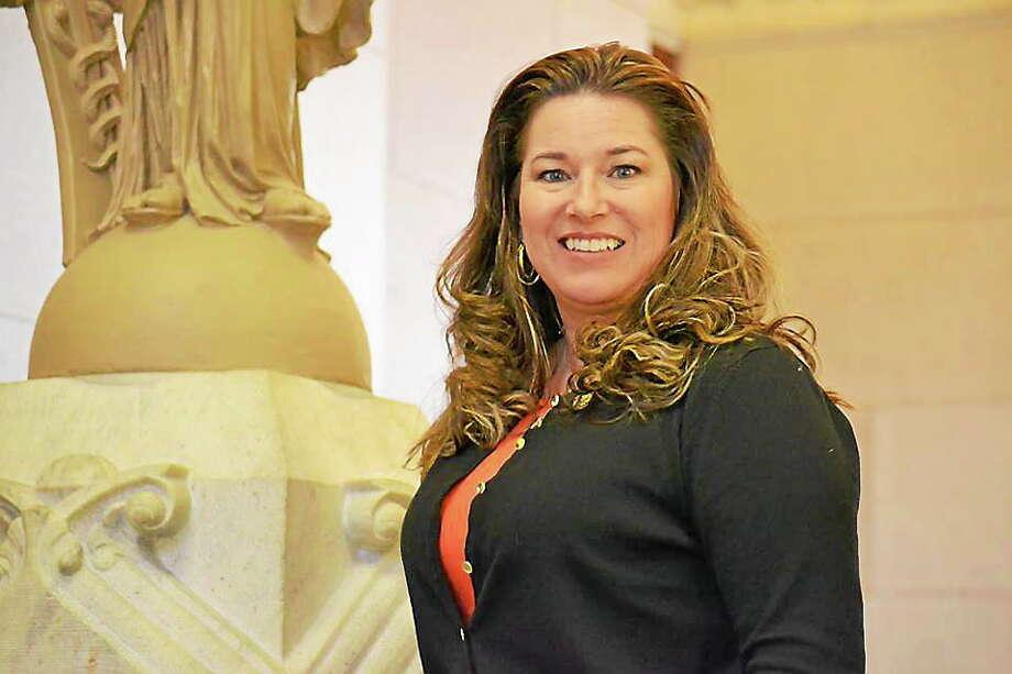 State Rep. Melissa Ziobron Photo: File