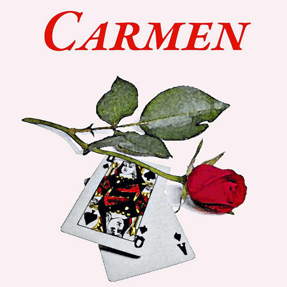 Contributed photo Opera Theater of Connecticut will present Bizet's Carmen in Clinton Aug. 9-14. Photo: Journal Register Co.