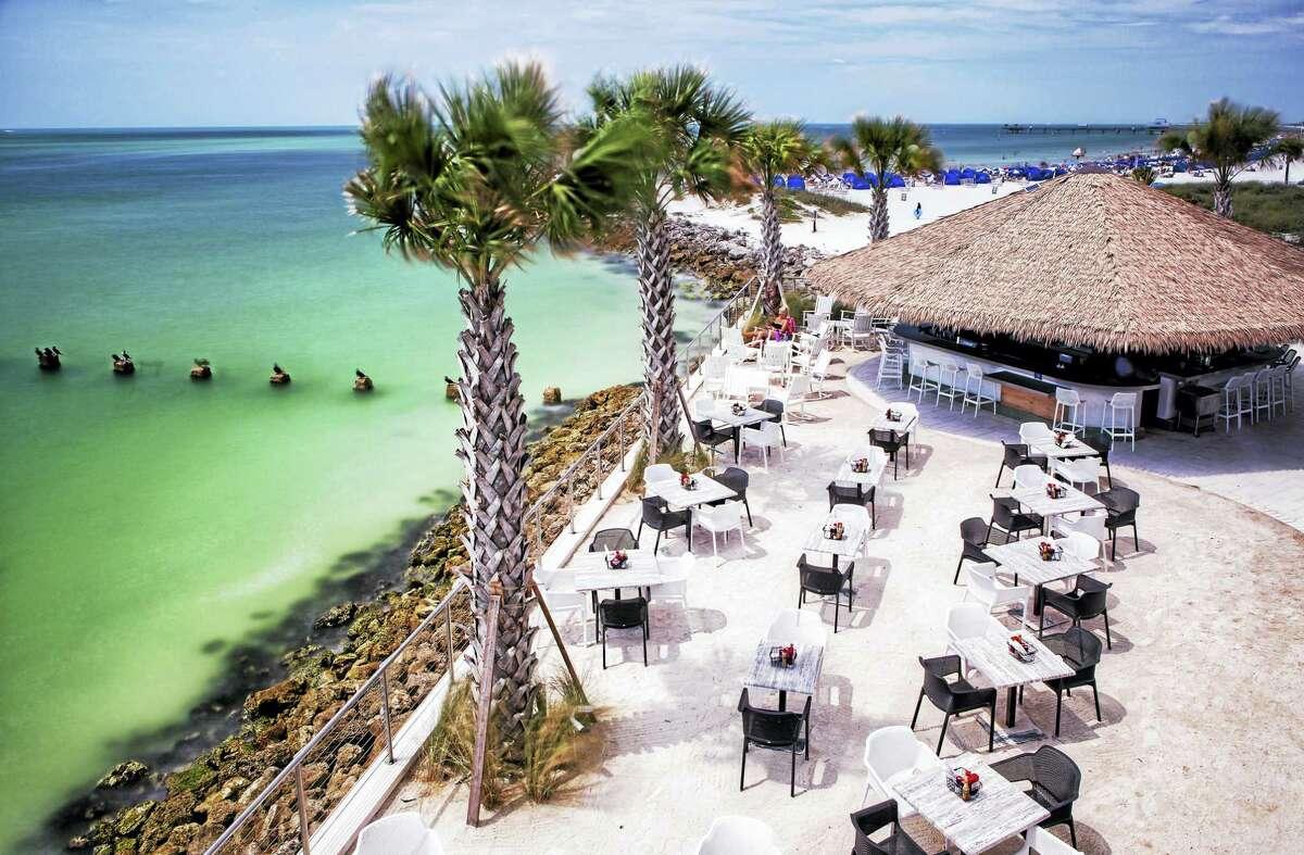 An oasis awaits at the Opal Sands Resort.