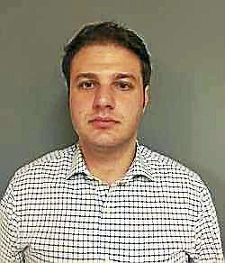 CONNECTICUT STATE POLICEJustin Goldstein Photo: Journal Register Co.