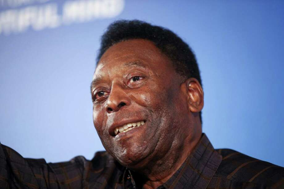 Brazilian soccer legend Pele. Photo: The Associated Press File Photo  / Copyright 2016 The Associated Press. All rights reserved.