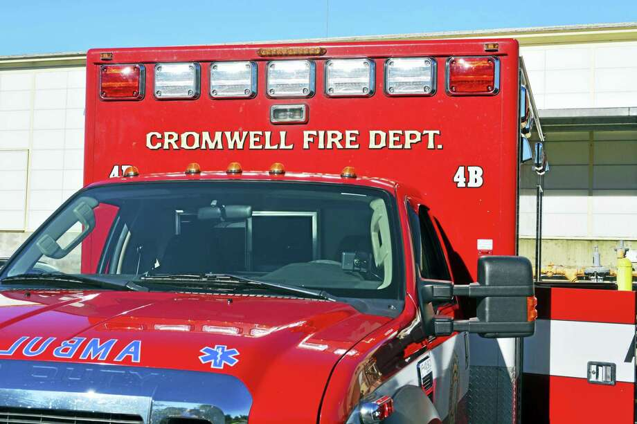 Cassandra Day - The Middletown Press Cromwell Fire Department truck EMS Photo: File Photo